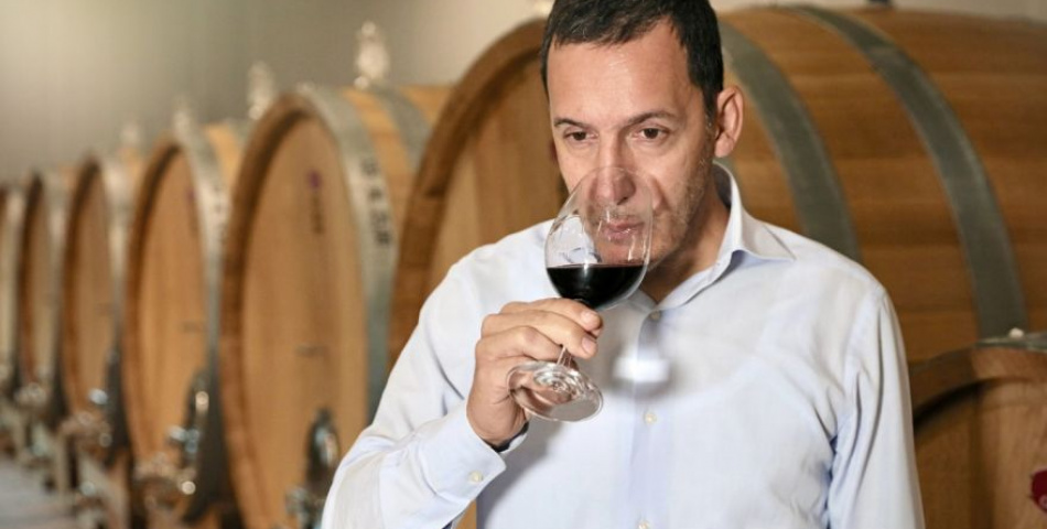 Video interview, here is the new Galanera barrel cellar